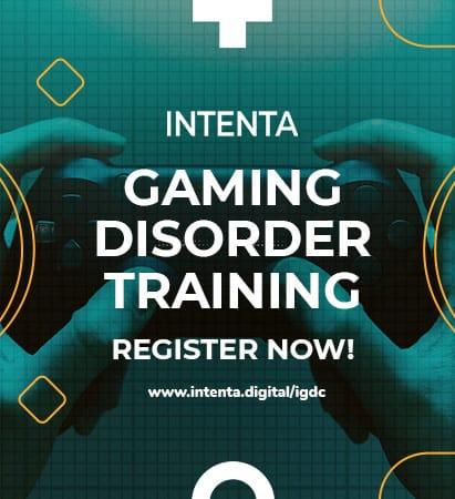 Gaming disorder training promo